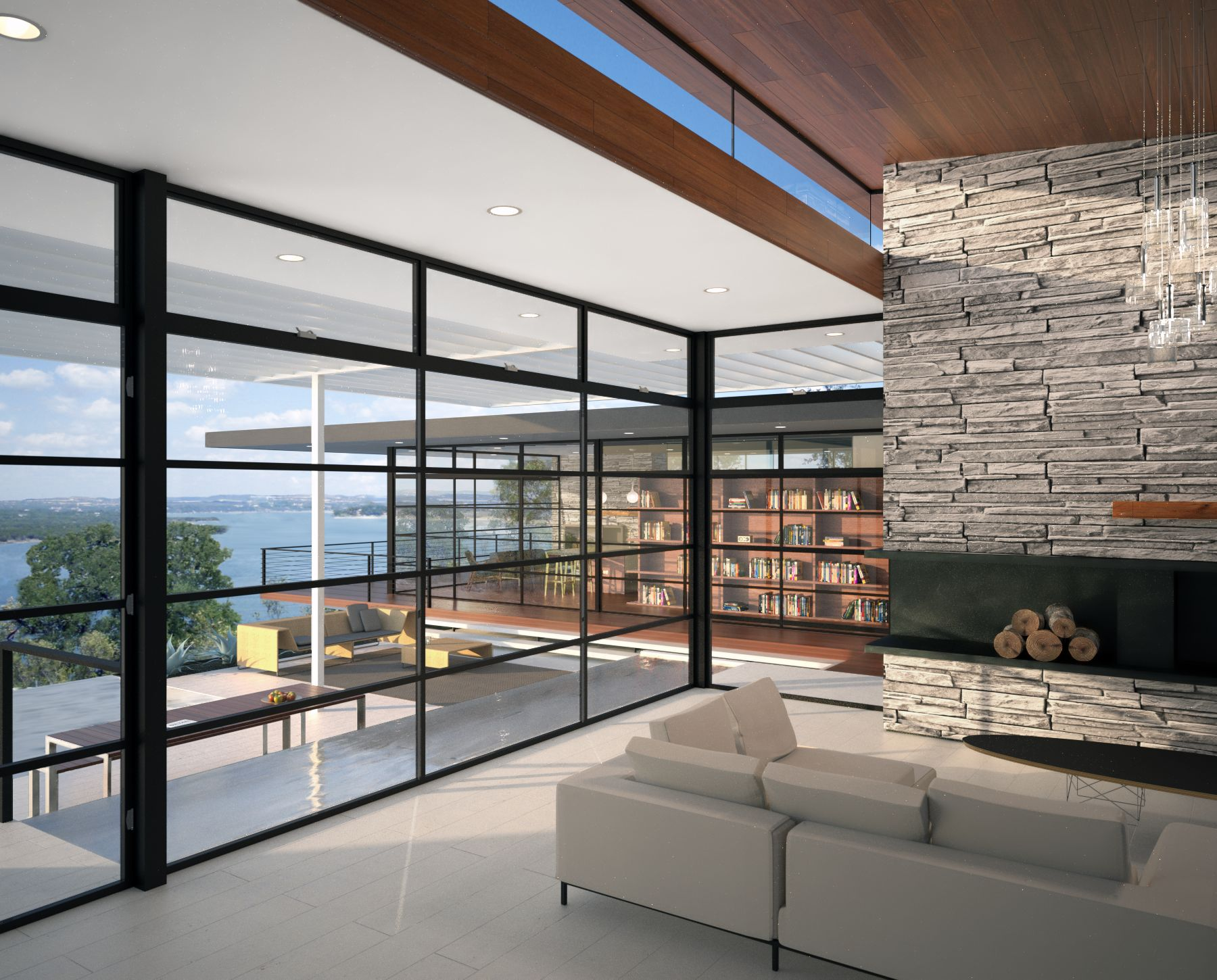 Luxury Modern Home to be built by Foursquare Builders. | Foursquare ...